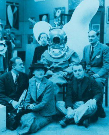 Le Surréalisme au regard des galeries, des collectionneurs et des médiateurs