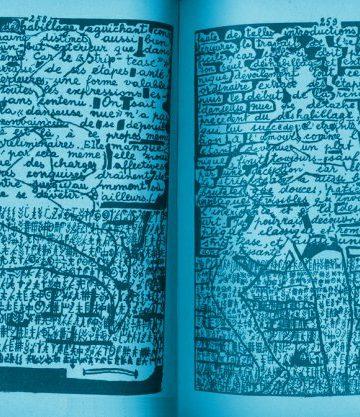 Isidore Isou, l'art à la lettre