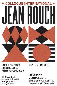 Colloque international & Festival Hors les murs – Jean Rouch, octobre 2018