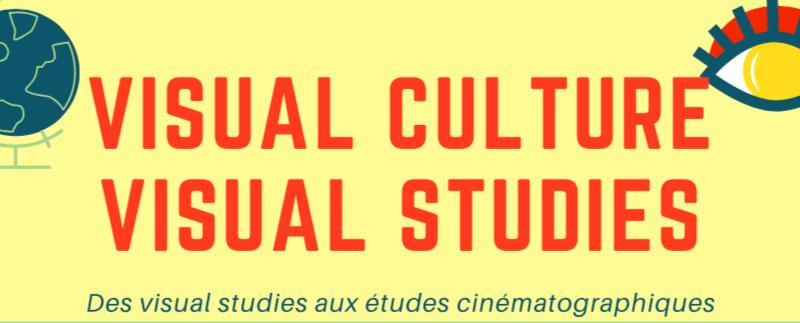 Table ronde / Visual culture, visual studies. Des visual studies aux études cinématographiques, 23 janvier 2020, INHA