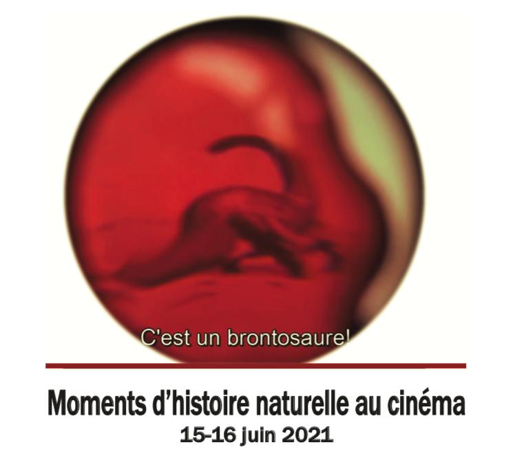 Journées d'études / Moments d'histoire naturelle au cinéma, 15 et 16 juin 2021
